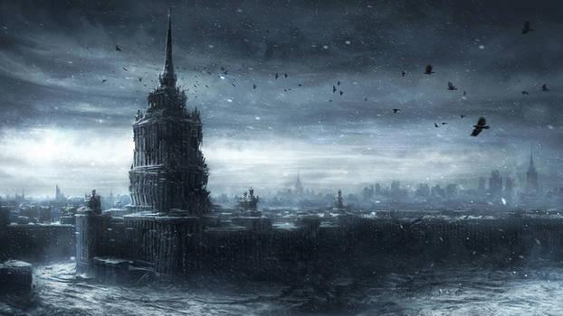 Moscow Ruins by JonasDeRo