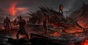 Dragon Poachers by JonasDeRo
