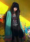 Little Black Riding Hood