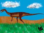 Dinovember 2020 day 2 by DinoBirdMan