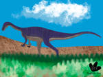 Dinovember 2020 day 3 by DinoBirdMan