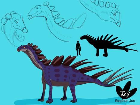 Dino Kids - Miragaia longispinus