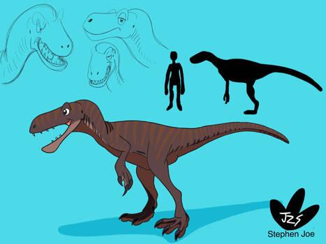 Dino Kids - Herrerasaurus ischigualastensis