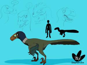 Dino Kids - Deinonychus antirrhopus
