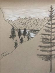 Learn to draw landscape