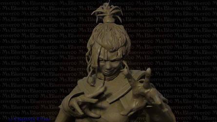 Azula Sculpture Close up