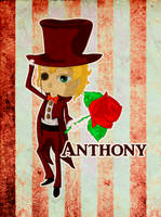 Anthony and a Rose by em-ayjay