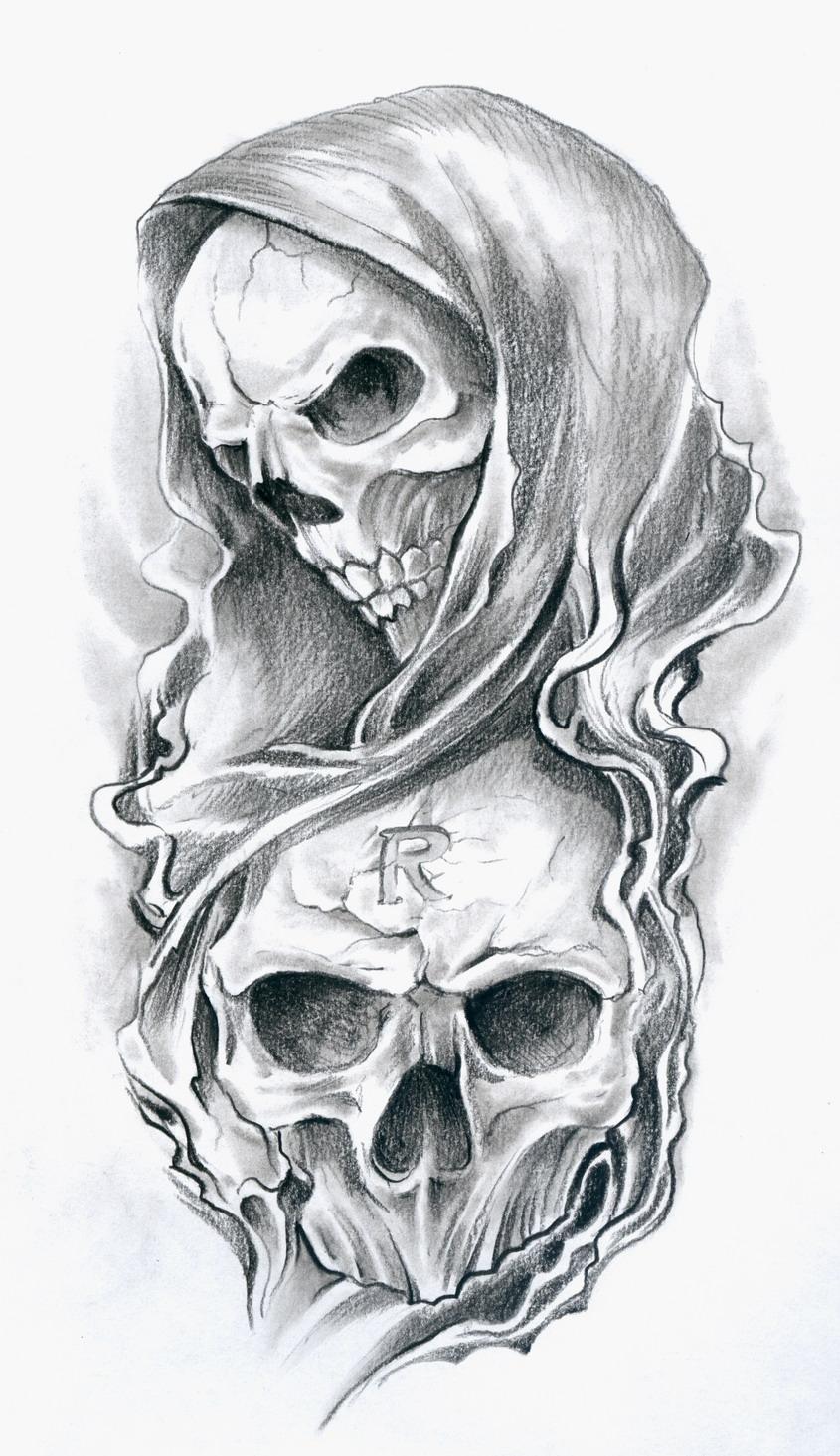 skulls2 by fpista