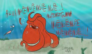 Bashful Octopus