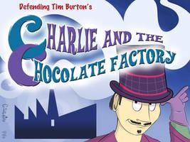 Mr Coat - Tim Burton's Charlie + the Choc Factory by QwertyChris