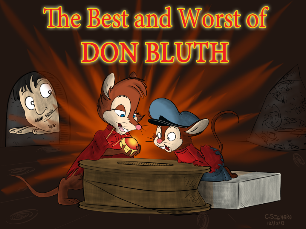 Mr Coat - Best and Worst of Don Bluth by qwertypictures