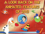 Mr Coat - A Look Back on Animated Features of 2013