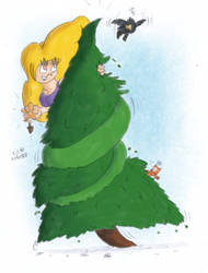 Oh, Christmas Tree...!