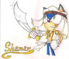 Sonic Shamar Style by Yangyang24