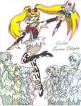 Sailor Lunar Eclipse