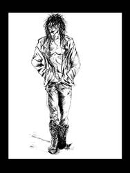 Eric Draven is the Crow by EmbraceDarkshade