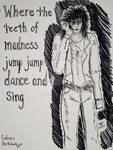 Madness jump jump dance and sing by EmbraceDarkshade