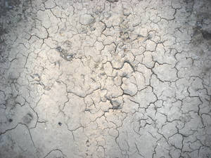 earth cracks