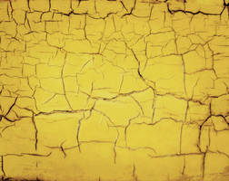 yellow cracks texture