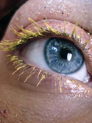 glitter eye I