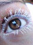 glitter eye II