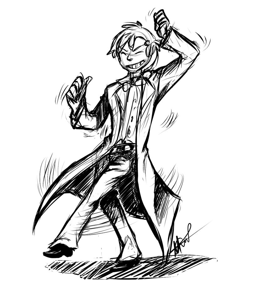 DANCE BIPPER DANCE by Sudai-Shiro