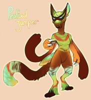 Wushi Adopt PEACOCK JUMPER~ Flatsale