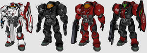 SC2: Marines by 3DoGNighT