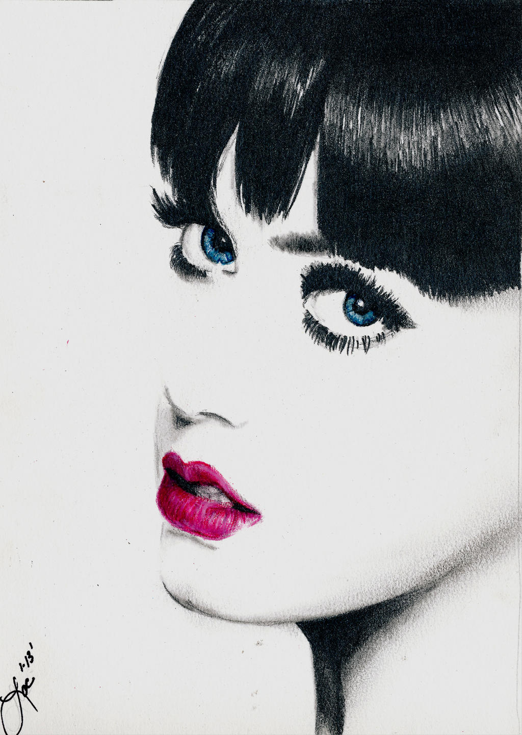 Katy Perry by LCArtDesign
