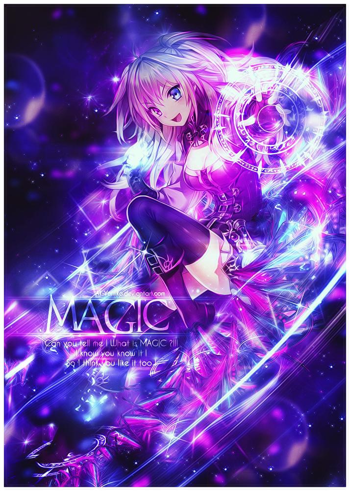 [ 3-6-2017 ] :: MAGIC :: by AT-Yomiko