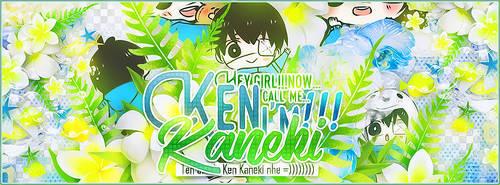 [ 28-9-17 ] :: KEN KANEKI :: by AT-Yomiko