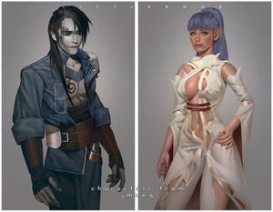 characters from jmaeq