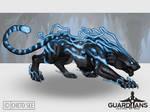 Lightning liger