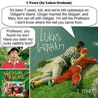 7 years - lukas graham - JOKE by dgoldish