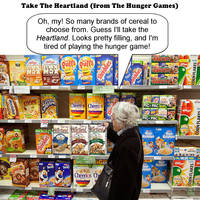 take the heartland - from the hunger games - JOKE by dgoldish