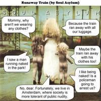 runaway train - soul asylum - JOKE by dgoldish