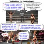 on the floor - jennifer lopez - JOKE