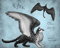 Kitra Reference Sheet by graphiteforlunch