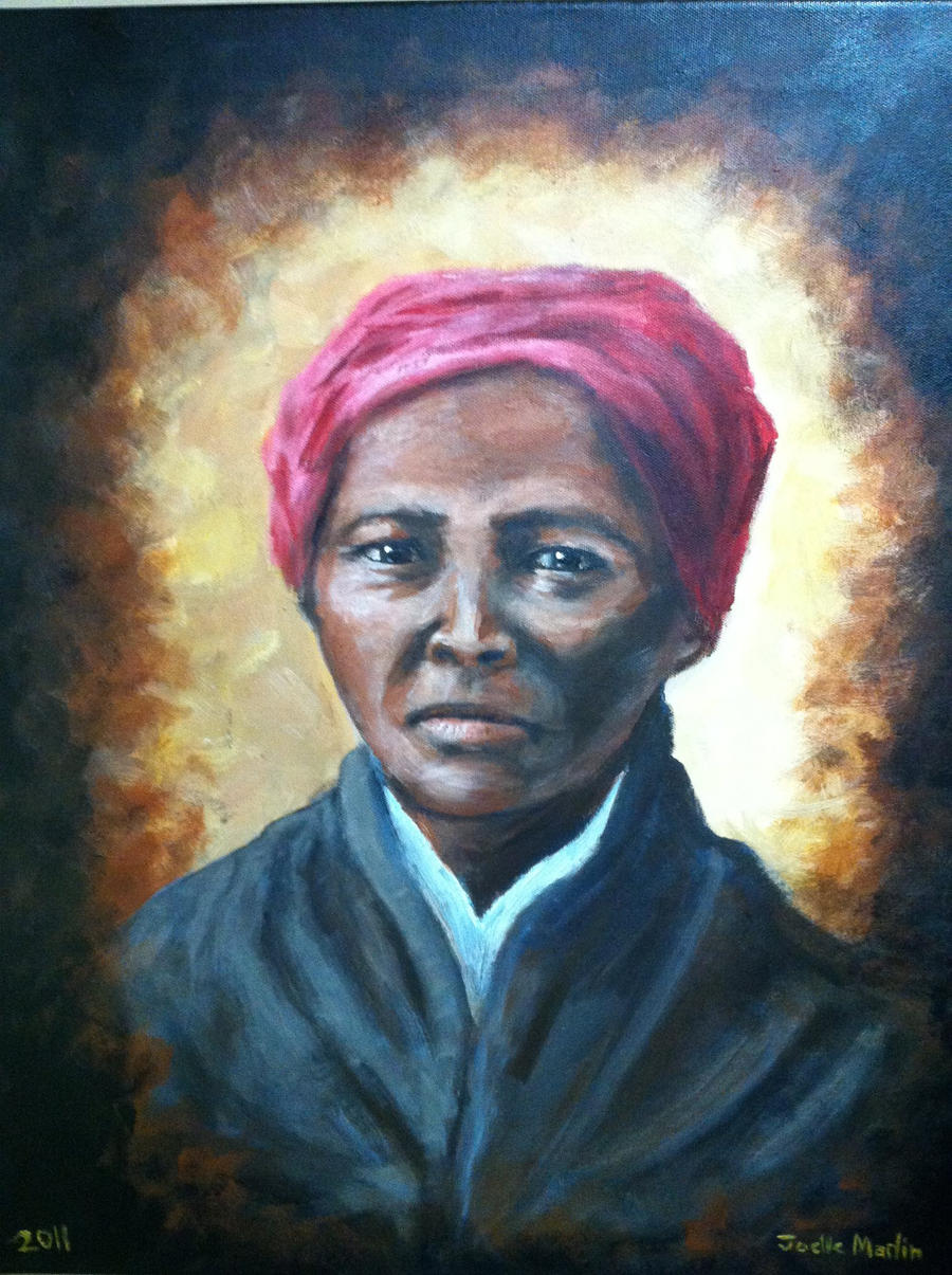 harriet tubman Harriet tubman and president andrew jackson lived on opposite sides of the american experience tubman, a black woman, escaped slavery to become a conductor on the underground railroad, risking .