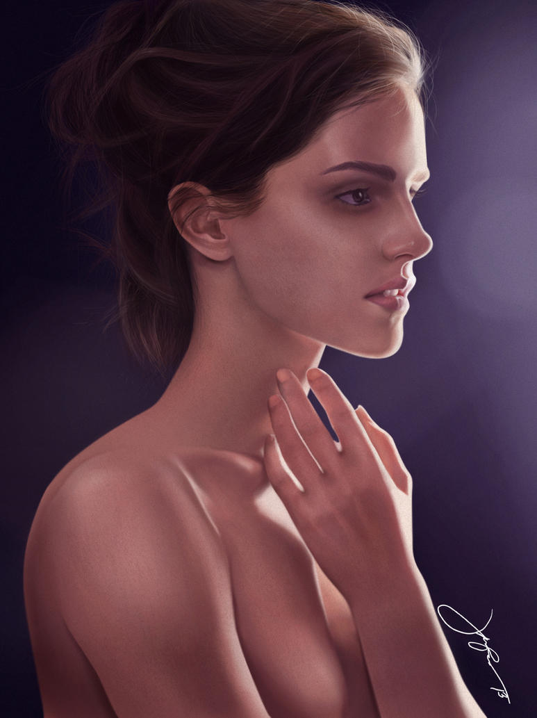 Emma Watson by marvinrocks