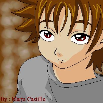 sakura's Brother by Meilinli