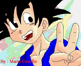 Goku1 by Meilinli
