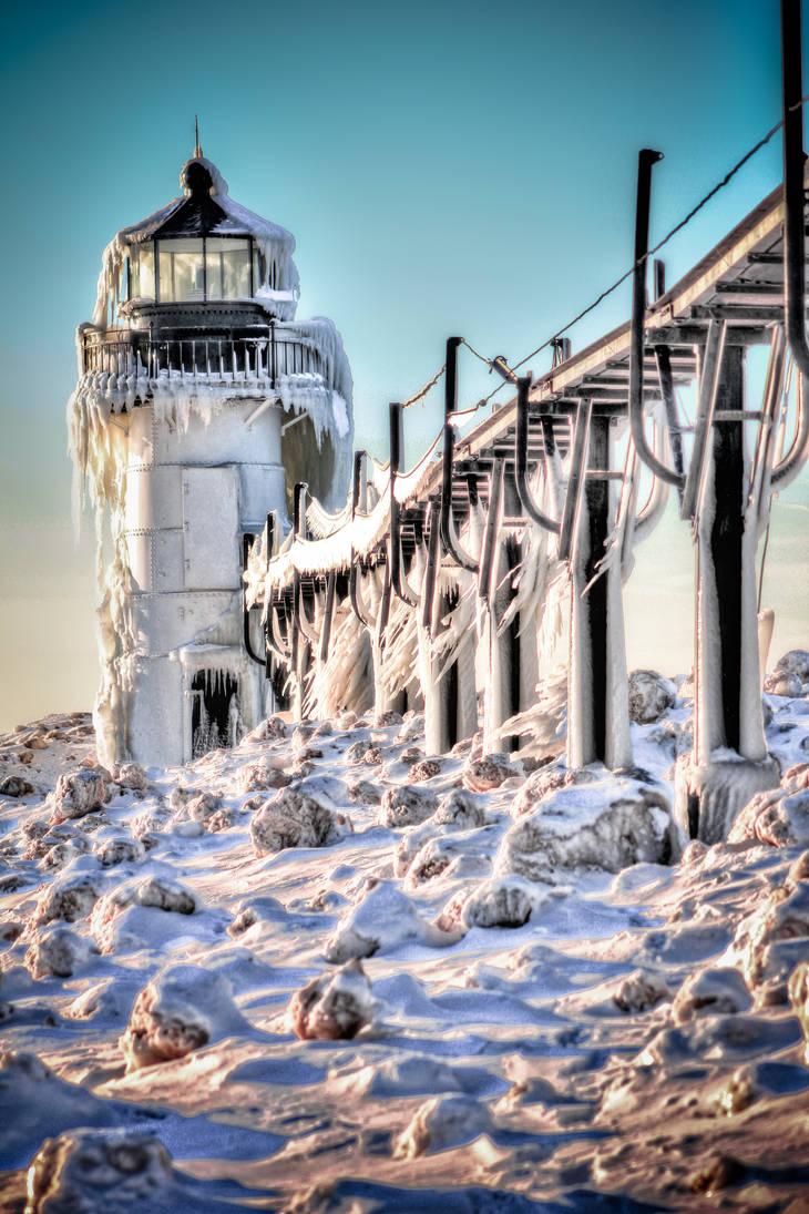 St  Joseph, MI - Lighthouse by II-McCloud-II on DeviantArt