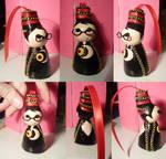 Bayonetta Bobble Doll