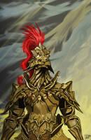 Ornstein by Dragonstomper48