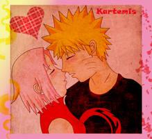 Almost Kiss by Kartemis