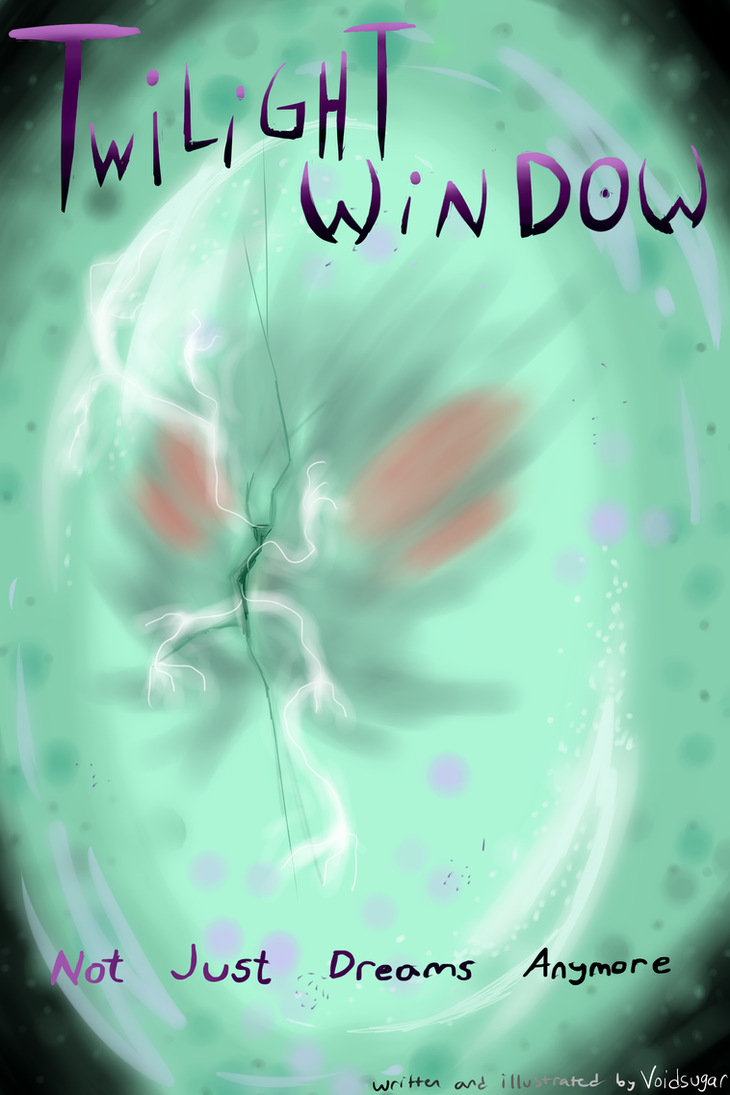 Twilight Window Cover by EnamoredGhost