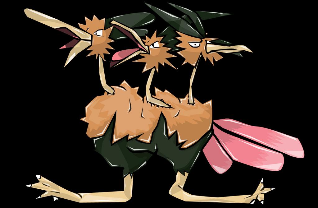 Pokemon Dodrio Images
