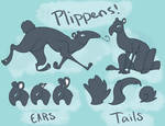 Open Species: Plippens!