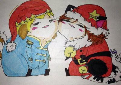 Joyeux Noel by sasunarulover